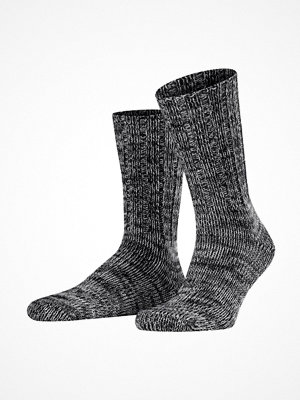Strumpor - Falke Brooklyn Sock Black