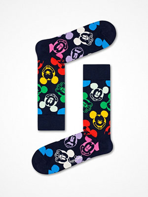 Strumpor - Happy Socks Happy Socks Disney Colorful Character Sock Navy pattern