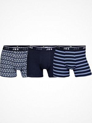 Kalsonger - JBS 3-pack Organic Cotton Boxer Tights Blue