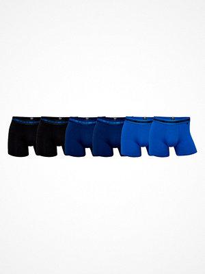 Kalsonger - JBS 6-pack Bamboo Tights Blue