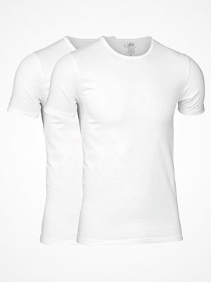 JBS 2-pack Bamboo Crew Neck T-shirt White