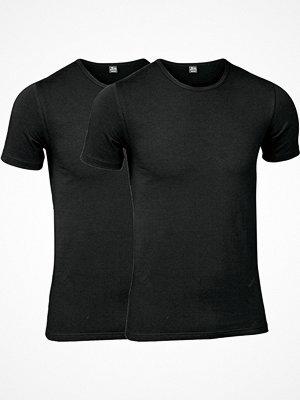 JBS 2-pack Organic Cotton Crew Neck T-shirt Black