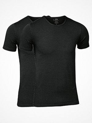 JBS 2-pack Bamboo Crew Neck T-shirt Black
