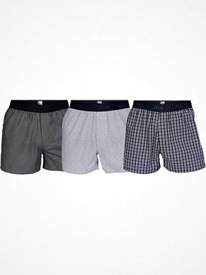 JBS 3-pack Organic Cotton Boxershorts Multi-colour