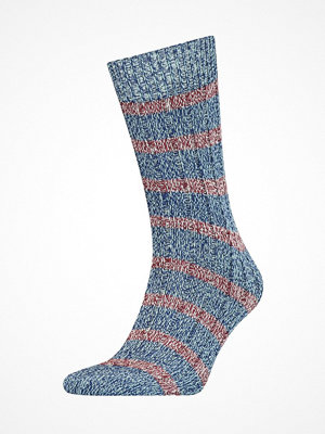 Strumpor - Levi's Retro Stripe Bootsock Blue/Red