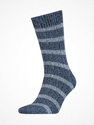 Levi's Retro Stripe Bootsock Blue