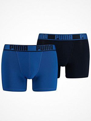 Puma 2-pack Active Boxer Blue