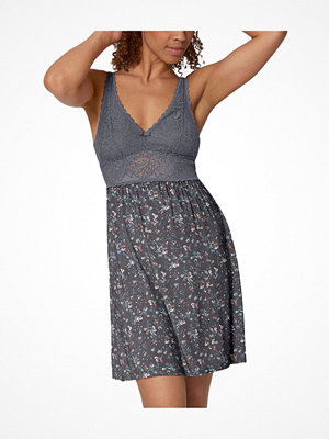 Triumph Lounge-Me Amourette Spotlight Night Dress Grey