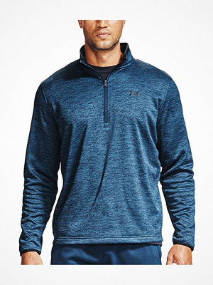 Pyjamas & myskläder - Under Armour Fleece Half Zip Blue