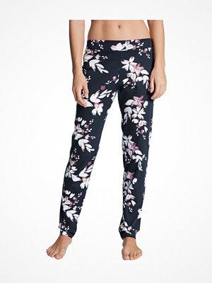 Pyjamas & myskläder - Calida Favorites Dreams Printed Pants Blue Pattern