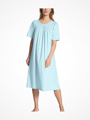 Calida Soft Cotton Nightshirt 34000 Lightblue