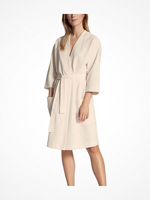 Calida Cosy Shower Bathrobe Creme