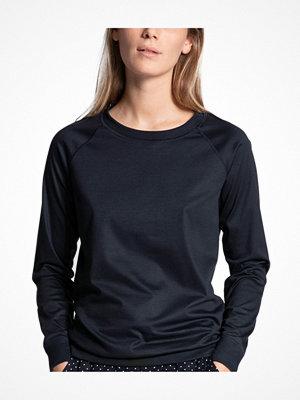 Pyjamas & myskläder - Calida Favourites Dreams Shirt With Cuff Darkblue