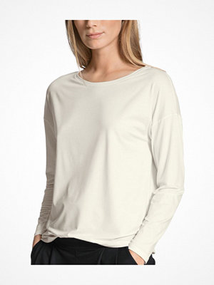 Calida Favourites Essentials Shirt Long Sleeve 137 Ivory