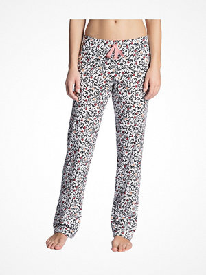 Calida Favourites Dreams Pants White Pattern-2