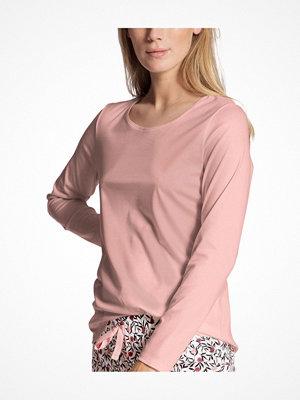 Pyjamas & myskläder - Calida Favourites Dreams Shirt Long Sleeve Pink
