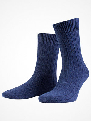 Amanda Christensen Supreme Wool Sock Darkblue