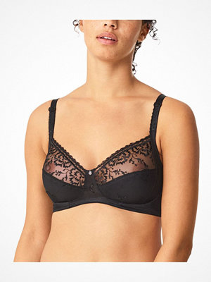 Chantelle Every Curve Wirefree Bra Black