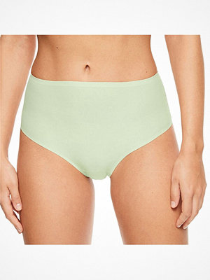 Chantelle Soft Stretch High Waisted Thong Mint green