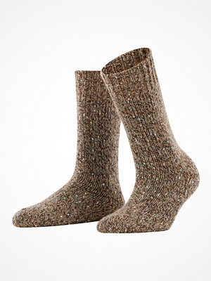 Falke Women Casual Feel Sock Brown