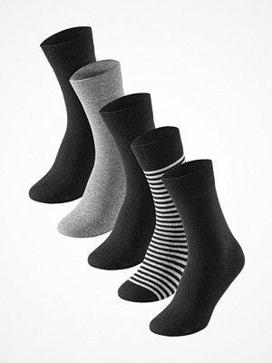 Schiesser 5-pack Men Socks Black/Grey
