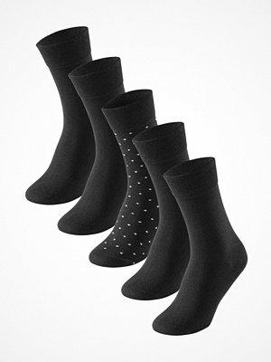 Schiesser 5-pack Men Socks Black pattern-2