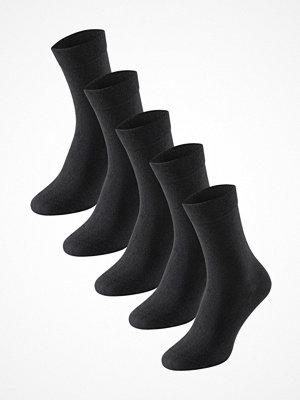 Schiesser 5-pack Women Socks Black-2