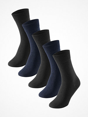Schiesser 5-pack Men Socks Black/Blue