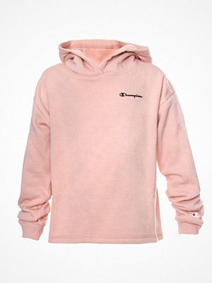 Champion Classics Hooded Sweatshirt For Girls Ancientpink