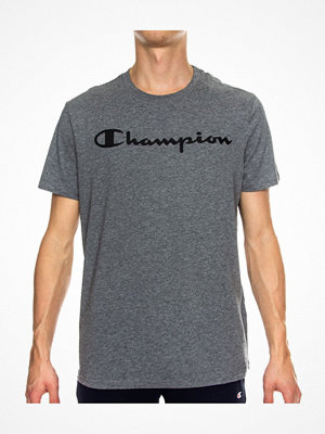 Pyjamas & myskläder - Champion Classics Men Crewneck T-shirt Grey