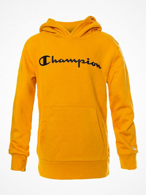 Pyjamas & myskläder - Champion Classics Hooded Sweatshirt For Boys Mustard