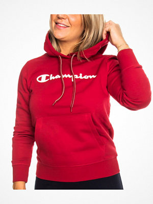 Champion Classics Women Hooded Sweatshirt Wine red