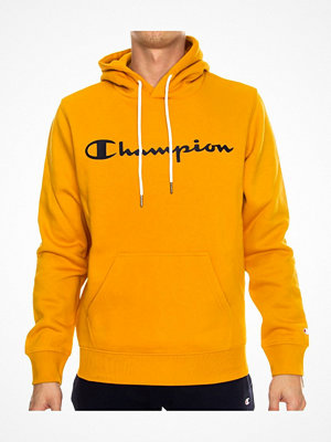 Pyjamas & myskläder - Champion Classics Men Hooded Sweatshirt Mustard