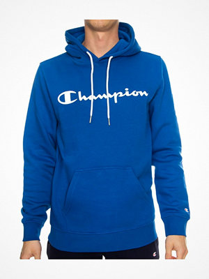 Pyjamas & myskläder - Champion Classics Men Hooded Sweatshirt Darkblue