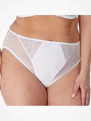 Elomi Charley High Leg Brief White