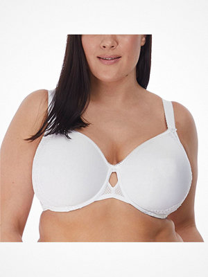 Elomi Charley Spacer T-Shirt Bra White