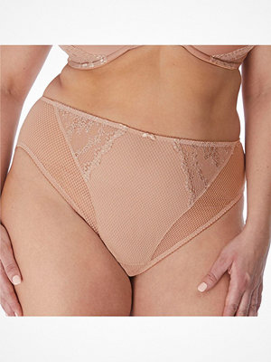 Elomi Charley High Leg Brief Beige
