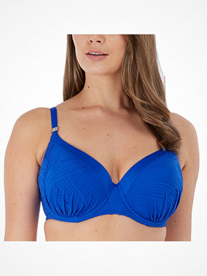 Fantasie Ottawa Gathered Full Cup Bikini Top Blue