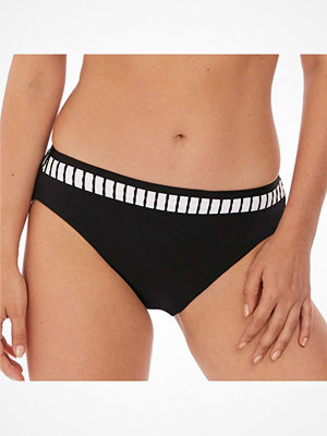 Bikini - Fantasie San Remo Mid Rise Bikini Brief Black