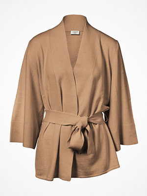 Pyjamas & myskläder - Pierre Robert X Jenny Skavlan Wool Lounge Sweater Camel