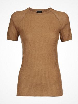 Pyjamas & myskläder - Pierre Robert X Jenny Skavlan Wool T-Shirt Camel