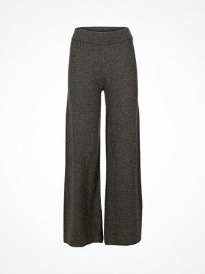 Pierre Robert X Jenny Skavlan Wool Lounge Pants Darkgrey