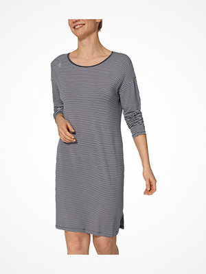 Triumph Lounge Me Natural Modal Night Dress Darkgrey