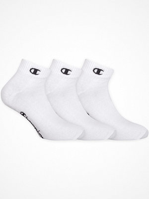 Strumpor - Champion Underwear 3-pack Champion High Performance Socks White