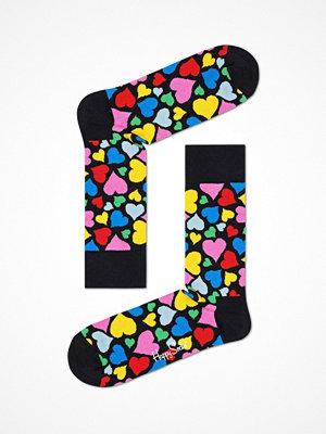 Strumpor - Happy Socks Happy Socks Heart Sock Multi-colour
