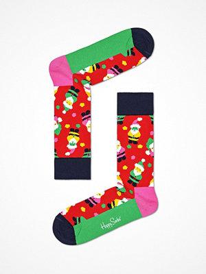 Strumpor - Happy Socks Happy Socks Santa Sock Red Pattern-2
