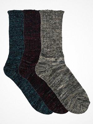 Resteröds 3-pack Recycled Socks Multi-colour