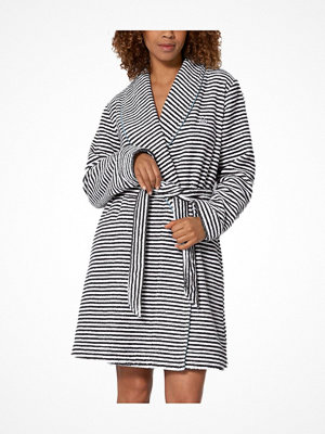 Triumph Lounge Me Climate Terry Robe Greystriped