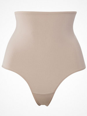Trofé Trofe Shaping High Waist Thong Beige
