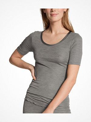 Calida True Confidence Shirt Short Sleeve Grey